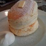44769349 - リコッタチーズのパンケーキ