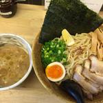 めん処 麒麟児 - 特製つけ麺900円