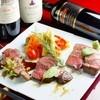 WINE&TAPAS DDSK - 料理写真:特選A5和牛の盛り合わせ