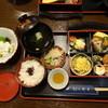 はも料理 魚市 - 料理写真:今熊野弁当、鱧の落とし付