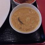 ヘラディワ - 日替わり野菜カレー(豆カレーでした)