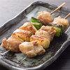 やきとりセンター - 料理写真:岩手大地鶏 ももねぎ間串(1串)