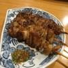 酒蔵松竹 - 料理写真:とり皮