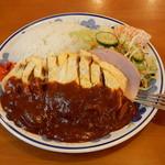 フレンドお食事喫茶 - 料理写真:名物カツライス