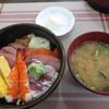 海鮮処 京町 - 料理写真:日替り丼 550円