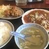 豐澤園 - 料理写真:Bランチ麻婆春雨 鶏唐揚