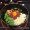 まぜそば しるし - 料理写真:台湾まぜそば ¥800