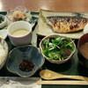 嘉 - 料理写真:サバの塩焼き