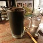 coffee shop KAKO  - アイスコーヒー大きいサイズ