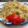 お食事処 もり - 料理写真:もりの焼き飯は俺のバイブル