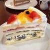 ハーブス - 料理写真:フレッシュフルーツケーキ