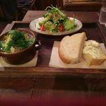 CAFE M - 鶏団子スープのランチセット