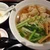 楽天王府 - 料理写真:ワンタン湯麺?です。