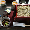 古式手打ちそば泉 - 料理写真:鴨せいろ ¥1500