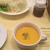 カントリー ハウス レストラン - 料理写真:セットのスープと別  スモールサラダ