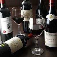 ソムリエ・古平がセレクトしたワインをお楽しみください★