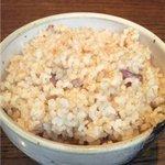 葱や平吉 - 玄米