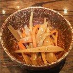 葱や平吉 - 小鉢