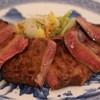 舌雅 - 料理写真:極選厚切り牛たん焼