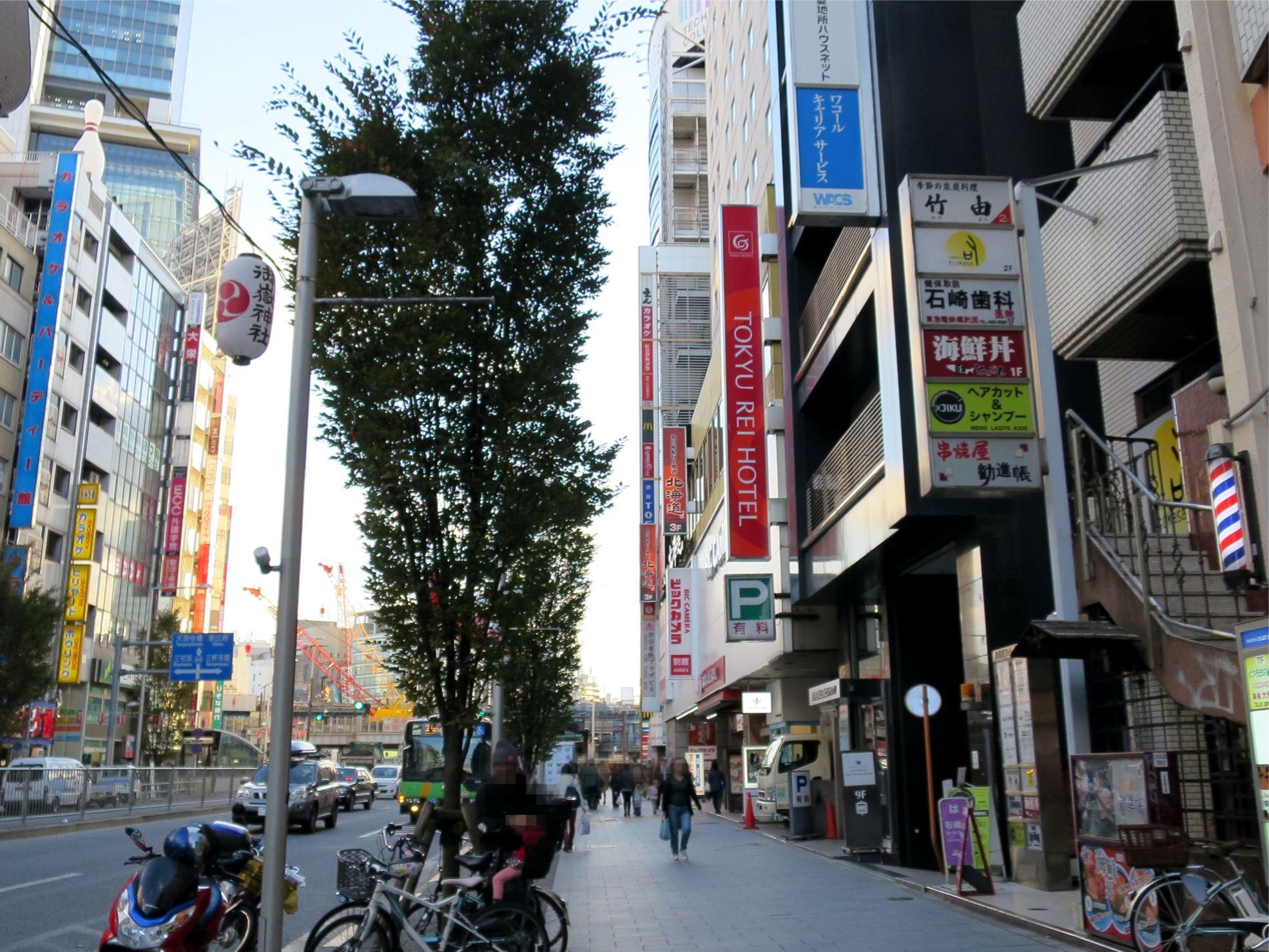 渋谷 東急REIホテル