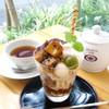 茶の愉 - 料理写真:人気の「ほうじ茶パフェ」おすすめです