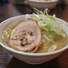 突撃ラーメン - 料理写真:2015年11月再訪 : みそラーメン大盛り(太麺)☆
