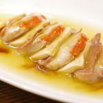 中国菜 火ノ鳥 - 料理写真:白霊茸、金華ハム、金目鯛