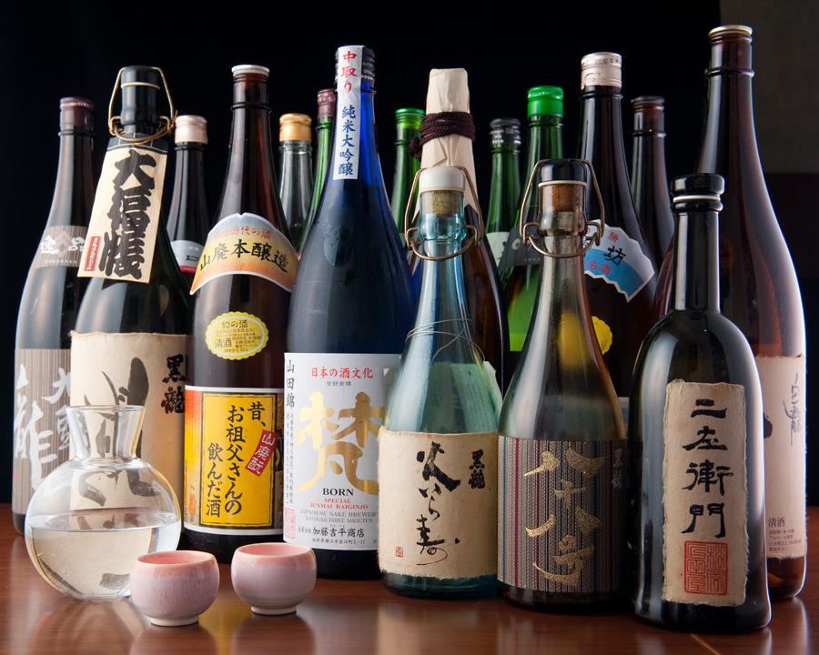 おすすめ福井地酒(1合)プレゼント