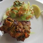 インドレストランゲイロード - タンドール&サラダ