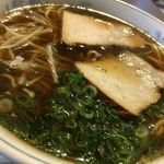 洋食 ひらおか  - 中華そば、シンプルながら奥深い味
