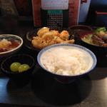 天ぷら 大吉 - 土曜日限定ランチ