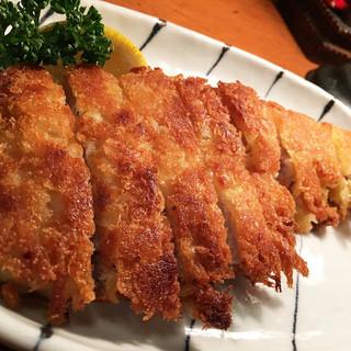 仁亭 - 料理写真:ロース焼きかつ