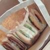 手作りサンドイッチのお店 Cafe Lueca - 料理写真:ルエカのサンドウィッチ