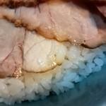 東京ラーメン大番 - on the rice zoom!