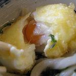 琴平製麺所 - 玉子天麩羅 50円