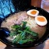 絶の味 - 料理写真:絶の味ラーメン¥650円+味玉¥50円