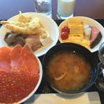 ネストホテル レストラン -