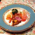シェ・ささ原 - 料理写真:前菜
