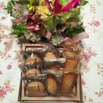 シャトレーゼ - 料理写真:フィナンシェ等焼き菓子の詰め合わせ。