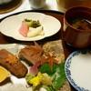 中の坊瑞苑 - 料理写真:神戸牛炙り寿司