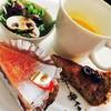エピスリートリイ - 料理写真:キッシュ・ニースとタルト・スリーズ