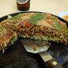 ナカチャンお好み焼 - 料理写真:「お好み焼 そば入り」(800円)