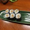 和幸寿司 - 料理写真:納豆巻き280円 ネギとわさび抜き