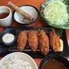 新宿さぼてん - 料理写真:カキフライ堪能定食