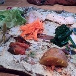 Volare - 前菜の盛り合わせ