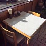 たまや食堂 - テーブルヽ(゚◇゚ )ノ