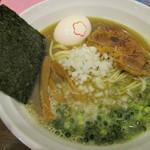 """麺処 はいから - 料理写真:""""本煮干し""""¥780"""
