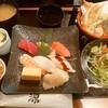 和食の源 - 料理写真:若菜御膳 1300円外税アイスクリーム付き