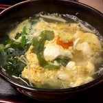 うどん屋 - 料理写真:とじうどん(700円)