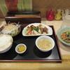 味庵喰好 - 料理写真:食べたモノ(酢豚ランチ+ミニ五目あんかけ)
